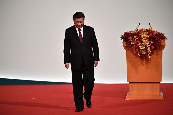 中共黨魁習近平。(PHILIP FONG/AFP via Getty Images)