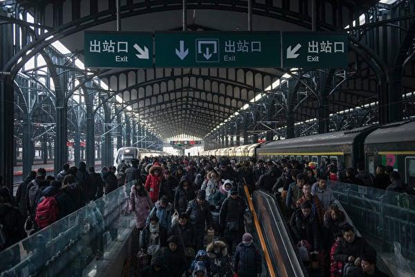 黑龍江至北京列車現5肺炎感染者 途徑六省市20站