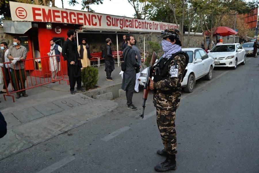 喀布爾發生炸彈襲擊 至少5平民死亡