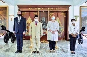 澳洲與印尼2+2部長會談 擴大國防合作