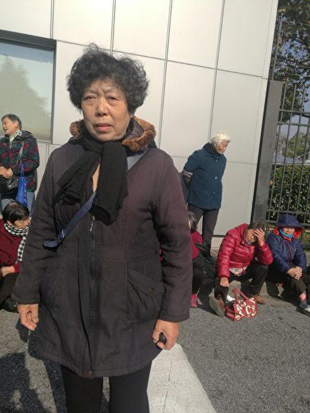 上海市浦東新區金妹珍。(受訪者提供)