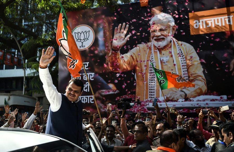 印度大選落幕 莫迪壓倒性勝出 連任總理