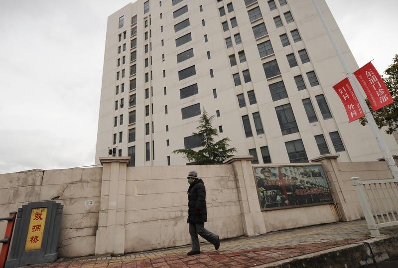 美國檢察官指控,從一棟12層的中國上海大樓,61398部隊的士兵們使用網絡戰技術來盜竊美國公司的機密。(AFP)