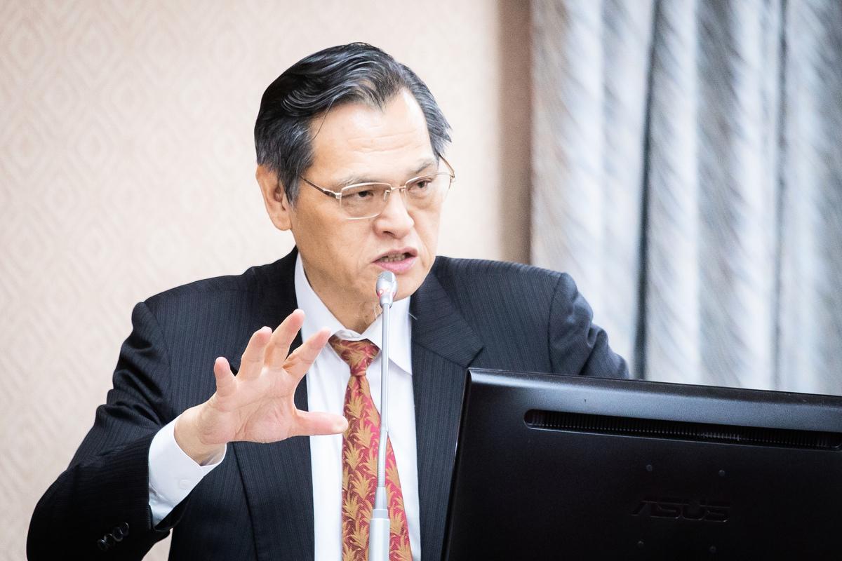 港府2020年7月7日實施「港版國安法」實施細則,竟要求台灣「政治性組織」配合。對此,陸委會批評,這形同極權政體無限擴權的思想審查,資料照。(陳柏州/大紀元)
