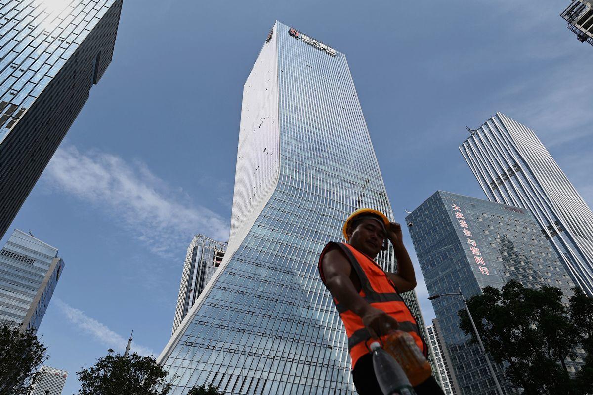 包括恒大集團在內的中國房地產業者傳出債務問題,數量不少。(NOEL CELIS/AFP via Getty Images)