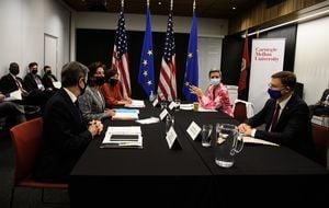 美歐貿易和技術合作會議 十領域對抗中共