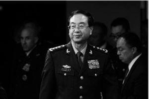 「軍老虎」房峰輝被判無期徒刑