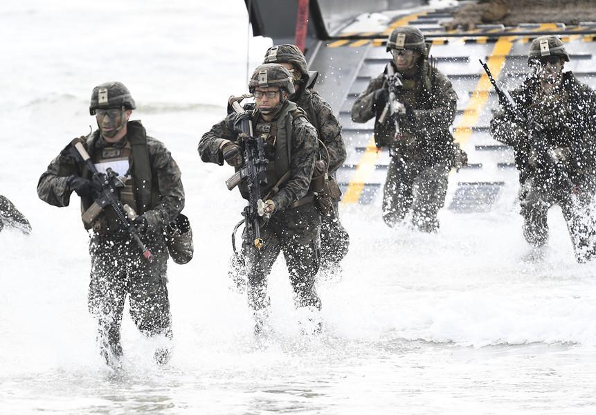 美海軍陸戰隊司令揭新戰略 擬應對與中共衝突