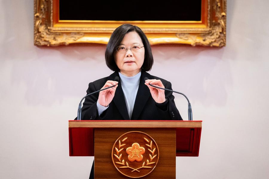 疫情期間 中共軍事挑釁台灣和散播假新聞