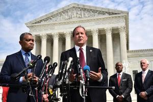 最高法院駁回選舉訴訟 德州總檢察長回應