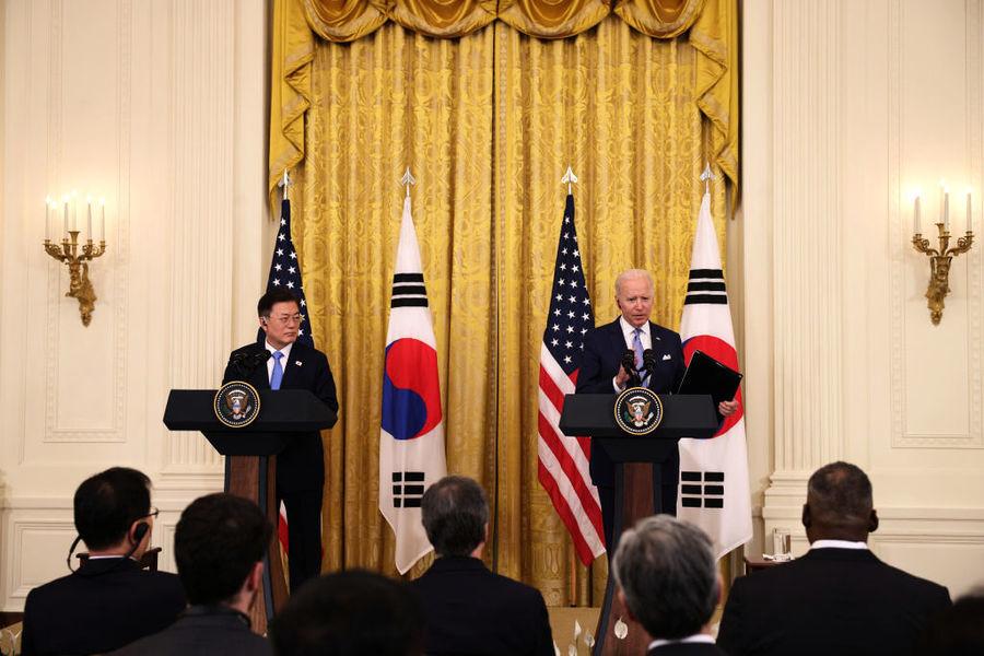 美韓峰會落幕 專家分析日韓對北京態度差異