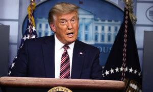 【名家專欄】美國危機中 請總統戰鬥到底