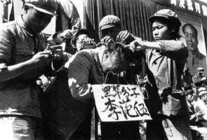中共推崇的「仇恨教育」「政治鬥爭」令人性扭曲