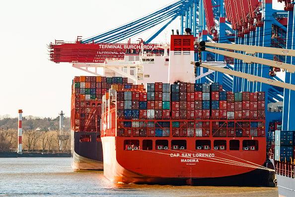 幾十年來,德國漢斯‧賽德爾基金會(Hanns-Seidel-Stiftung)為中共的人才培養作出貢獻。圖為德國漢堡港口。(大紀元)