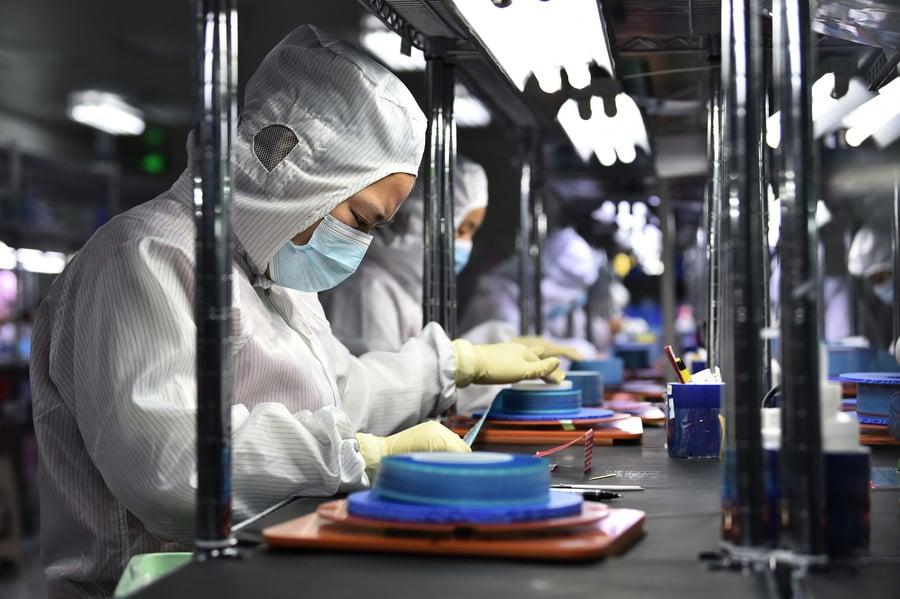 台商逃出中國 投資額剩十年前一半