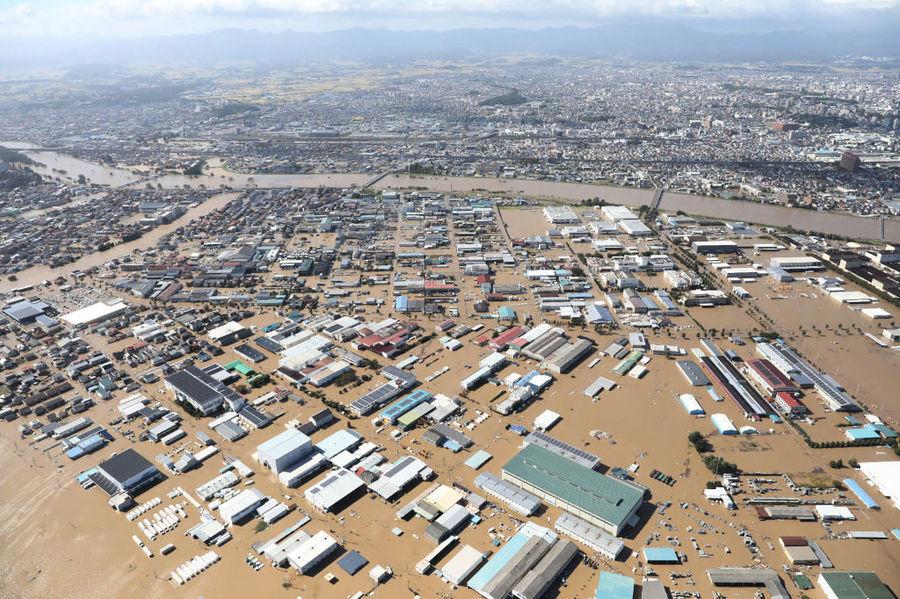 強颱風重創日本 已68死一萬戶被水淹