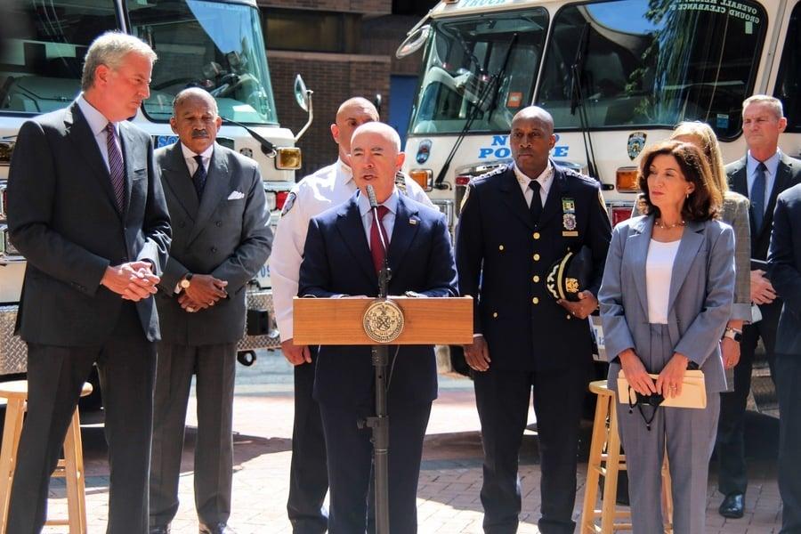 911事件20周年紀念日  美國當局加強安保