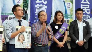 【11.24選舉】梁家傑:本次區選 港人將改寫香港歷史