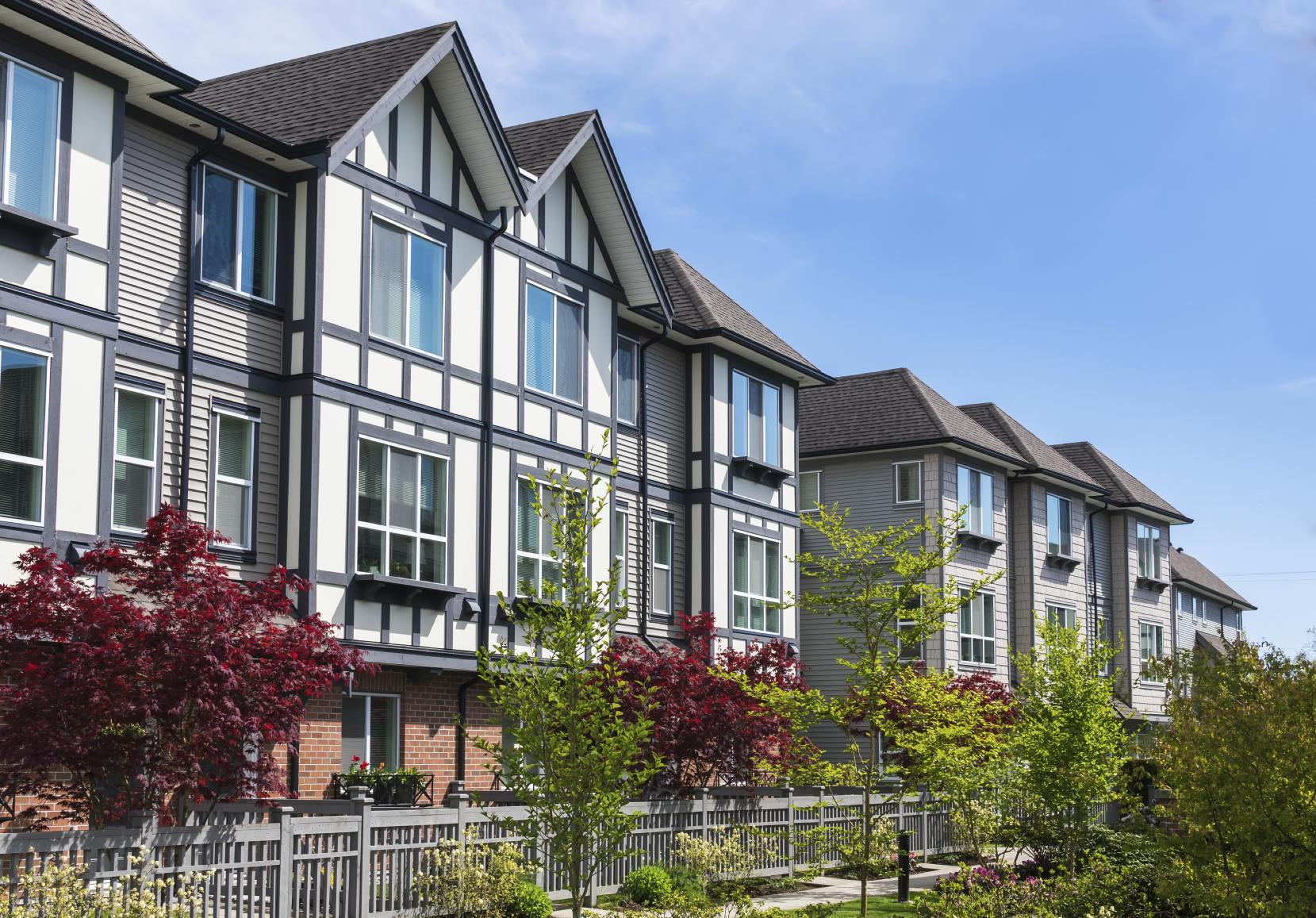 外國人在加拿大買了房子卻長期讓房子空著,可能會被收房屋空置稅。(iStock)