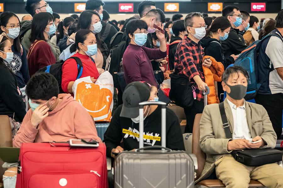 美國包機赴武漢撤僑 CDC參與協調