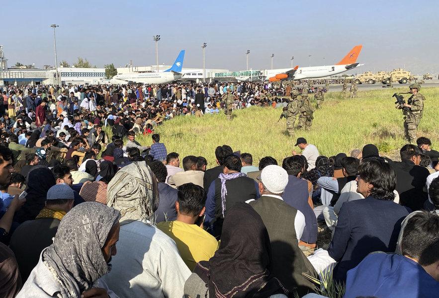 阿富汗機場危險加劇 加國特種部隊幫助撤離
