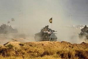 外媒揭秘:美軍在伊拉克如何協助打擊IS