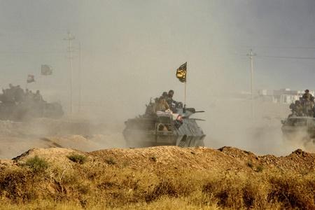 聯軍進逼摩蘇爾 數百人被IS作盾牌遇難