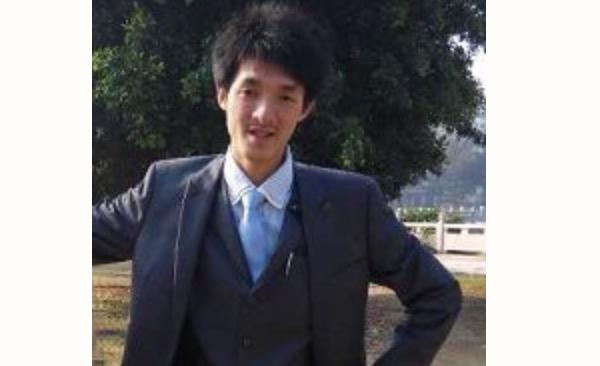 2020年6月,廣東茂名法輪功學員吳朝棋被秘密劫入監獄。(明慧網)