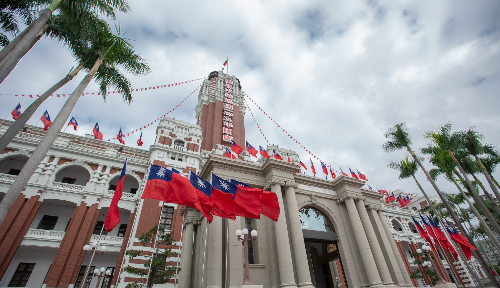 「無國界記者」組織(RSF)在「2021世界新聞自由指數」的報告中指出,台灣名列第43,中共則在180個國家中排名倒數第4。圖為中華民國總統府,資料照。(中華民國總統府提供)