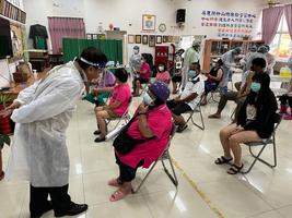 台灣27日增88例本土病例 9例死亡