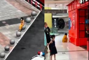 【一線採訪】北京商場現病例 全封閉檢測