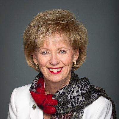 曾任聯邦移民部長、自由黨國會議員多年的朱迪·斯格若(Judy Sgro)是國會法輪功之友聯合主席。(大紀元)