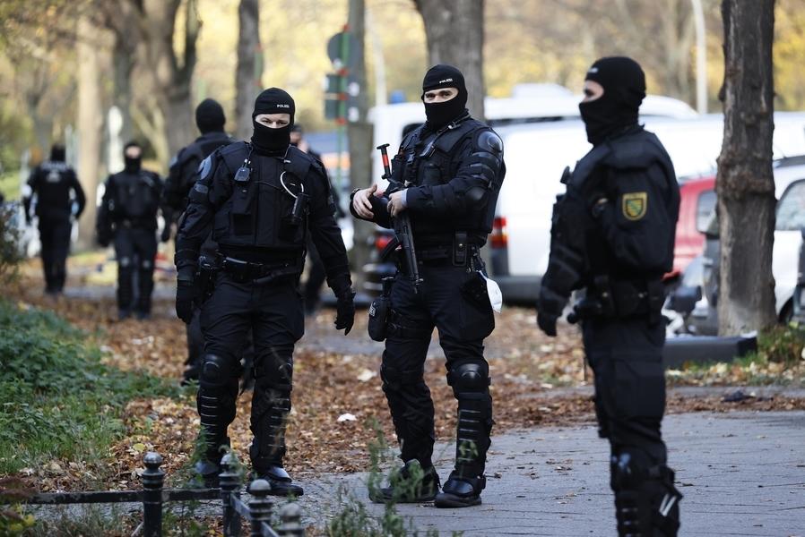 10億歐元珍寶遭竊 德國幫派三疑犯落網