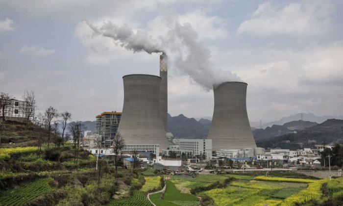 【名家專欄】增稅堵住中共碳交易計劃漏洞