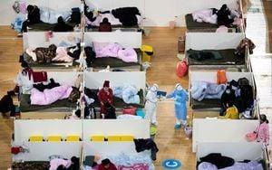 武漢銷毀大量外省捐助食物 醫院餐費卻天天漲