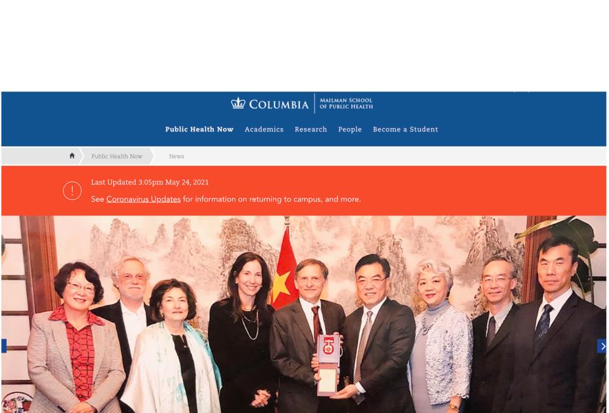 哥倫比亞大學「病毒獵手」與中共關係密切