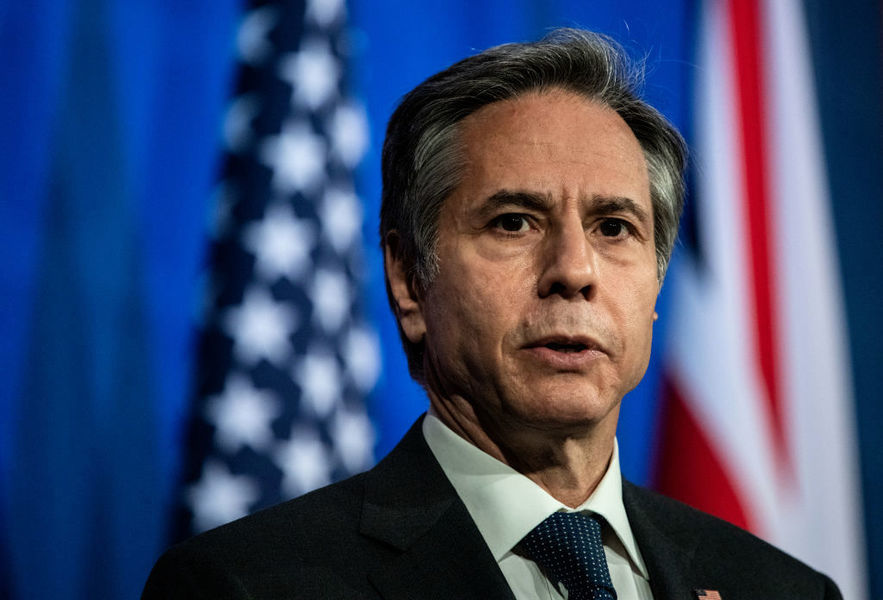 包機被困?布林肯否認塔利班阻美國人撤離
