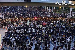 胡少江:港人反送中運動 中共政府四面楚歌