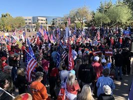亞利桑那州參院聘4公司 審計大選210萬選票