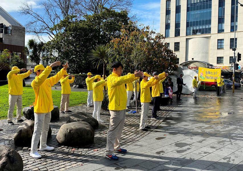 紐西蘭民眾:中共欺騙了整個世界