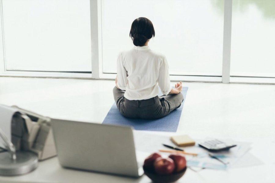 在繁忙工作中學會自我照顧的五種方法