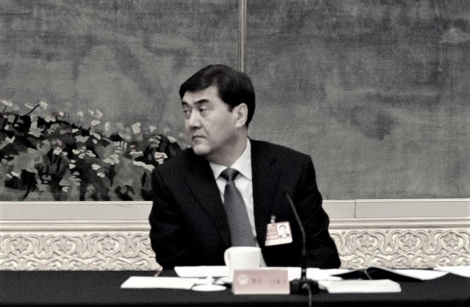 中共發改委前副主任、國家能源局前局長努爾‧白克力。 (LIU JIN/AFP/Getty Images)