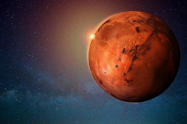 近期,美國國家航空太空總署(NASA)的「毅力號」(Perseverance)探測器成功登陸火星。因此,這顆紅色星球的話題再度引起熱議。它是否存在過生命?火星人是否真的存在?或還存在著?(Pixabay)
