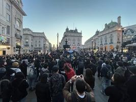 倫敦10.1「抗共日」多族裔集會表心聲(2)