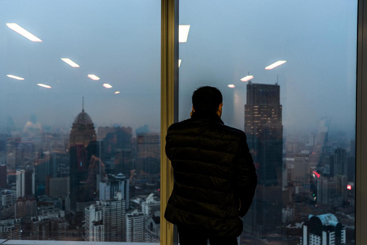 中共病毒疫情造成大陸經濟停擺,連獵頭公司都丟了工作 ,「中國第一家獵頭公司」歇業。(大紀元資料室)