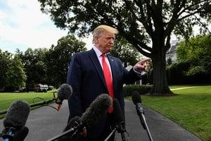 特朗普:周三美中重啟談判 中方想達協議