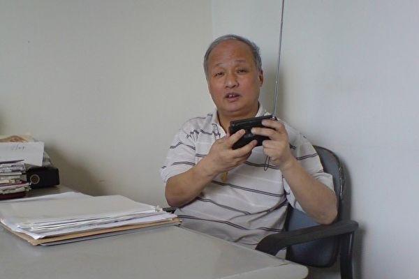 上海著名維權律師鄭恩寵談美國大選對中共造成巨大衝擊。(大紀元圖片庫)