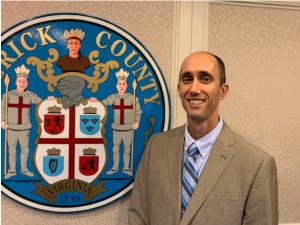 決議案發起人、縣委員肖恩‧格伯(Shawn L. Graber )(官方照片)