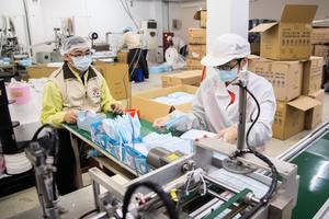 防疫物資成戰備資源「台灣製造」全球搶著要