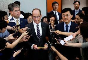 美外交官:或就南海問題制裁中共官員